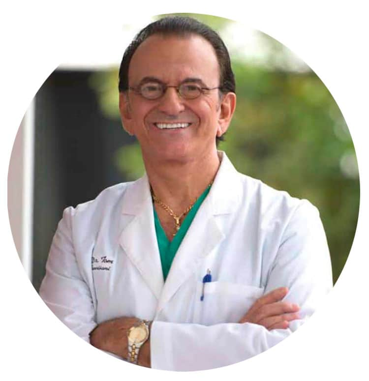 Dr. Tom Trevisani, MD voted Best Plastic Surgeon by the Orlando Sentinel is the top-rated and reviewed Rhinoplasty surgeon in Central Florida